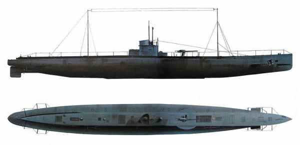 German submarine lost in action over a century ago found