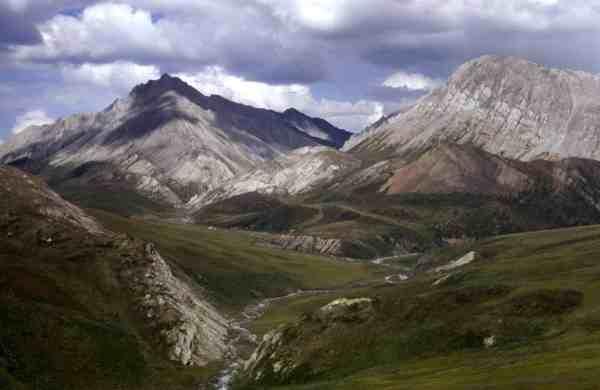 Pristine Mountain Habitats Safe Climate Change