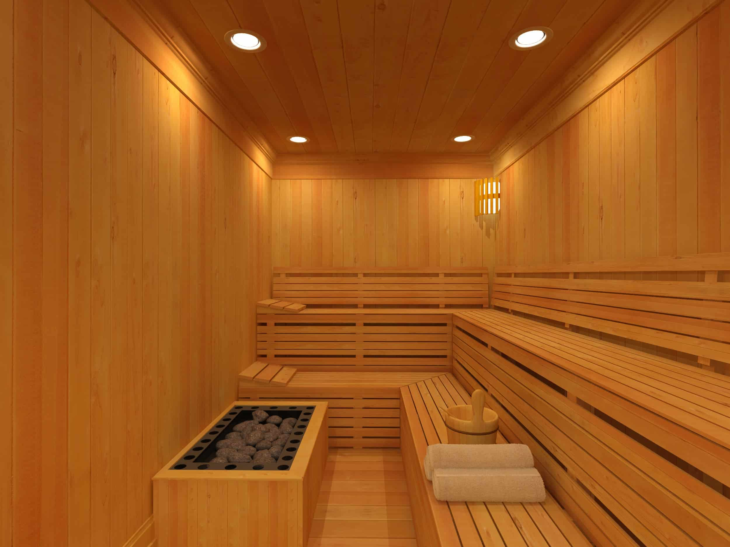 How hot is a sauna and other steamy facts