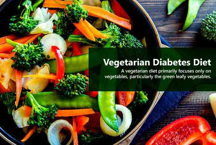 vegetarian diabetes diet
