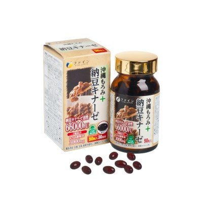 優之源 | 日本納豆+沖繩黑醋(膠囊) | 士多 Ztore
