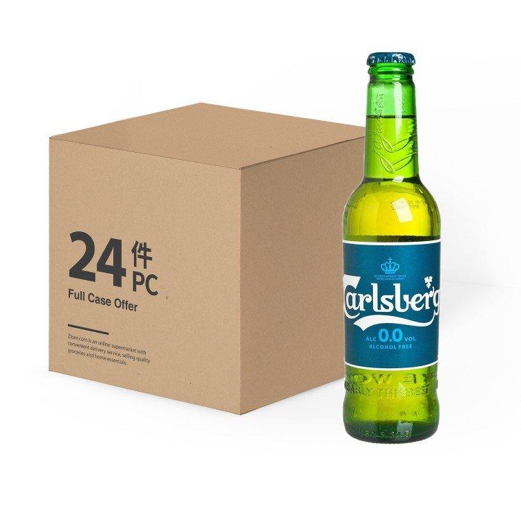 CARLSBERG | ALCOHOL FREE-CASE OFFER | 士多 Ztore