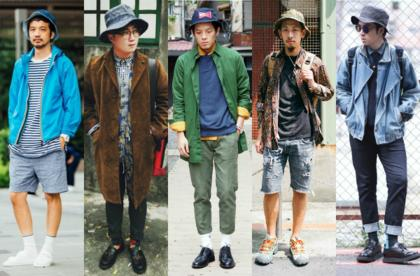 「漁夫帽」原來可以這樣搭?五大穿搭法則大公開! | manfashion這樣變型男