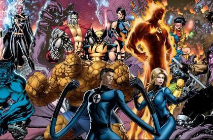 《復仇者聯盟4》的下一步,X戰警,驚奇4超人可望加盟?   manfashion這樣變型男