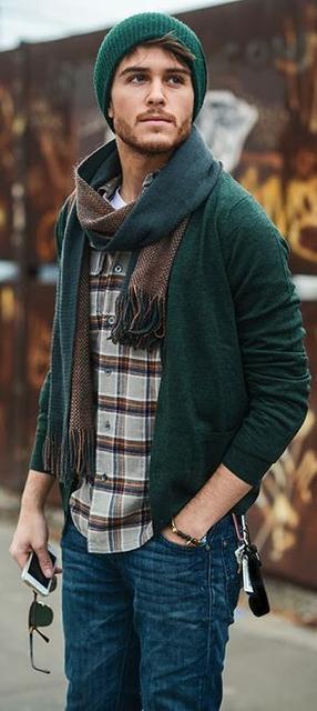 【型男TALK】毛帽怎麼戴才有型?從臉型挑款式的完美毛帽戴法大公開! - Page 6 | manfashion這樣變型男