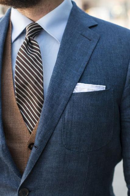 【型男學分】變身紳士!三件式正裝背心的五種內搭變化提案 | manfashion這樣變型男