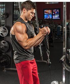 【健身解密】手臂怎麼練不man? 7個原因告訴你二頭肌練不大的原因! - Page 2 | manfashion這樣變型男