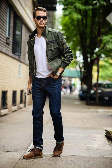 【型男配件】男人靴子的5種選擇!讓你乖乖牌變身街頭型男!   manfashion這樣變型男