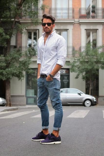 「短一點更時尚」利用九分褲穿搭,讓你直接高10公分! - Page 2 | manfashion這樣變型男