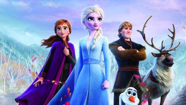 Kusus dewasa Sketsa Gambar Kartun Frozen