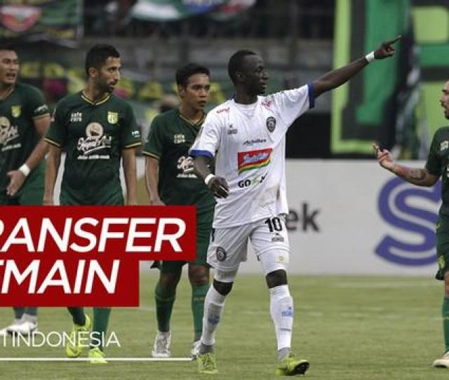 Berita Transfer Pemain Liga  Terbaru Kabar Terbaru Hari Ini