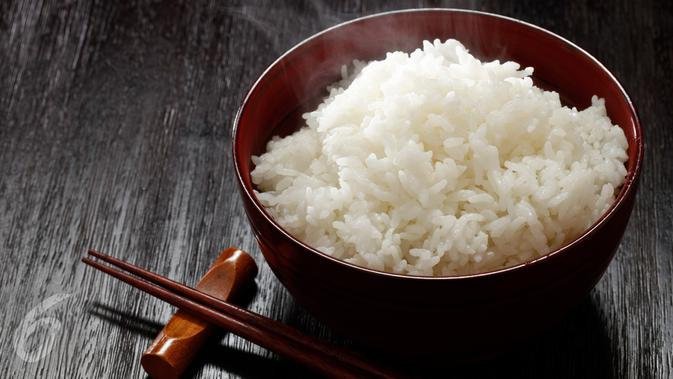 Trik Paling Mudah Pangkas Kalori pada Nasi Putih  Health