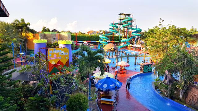 Kerennya Wisata Madiun Dari Alam Hingga Waterpark Terbaru Lifestyle Liputan6 Com