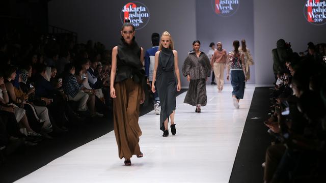 Pembukaan Jakarta Fashion Week 2019