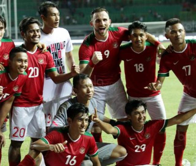 Susunan Pemain Timnas Indonesia Vs Kyrgyzstan Bola Liputan Com