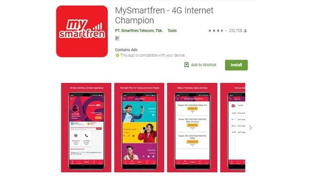 Cara Cek Nomor Smartfren Via Sms