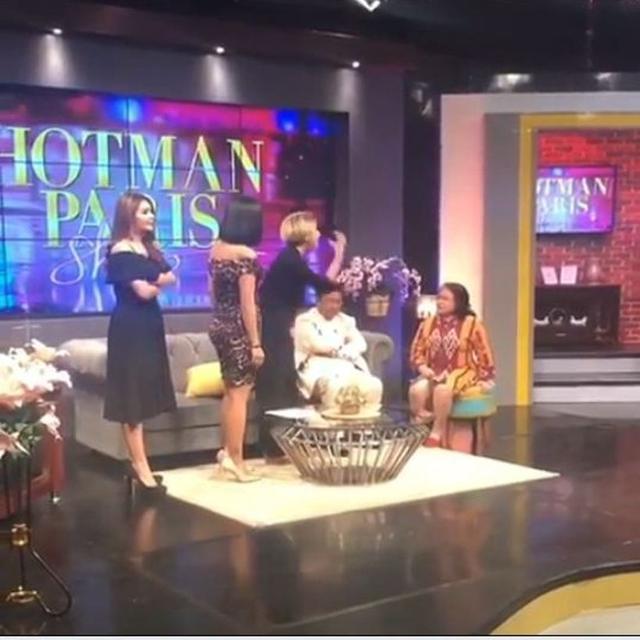 Hotman Paris Show Nikita Mirzani Vs Elza Syarief