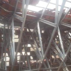 Atap Baja Ringan Di Pekanbaru Produsen Angkat Bicara Soal Ambruknya Sd