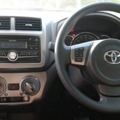 Interior New Agya Trd 2017 Ban Grand Veloz Alasan Toyota Terbaru Tanpa Head Unit Audio Layar Sentuh