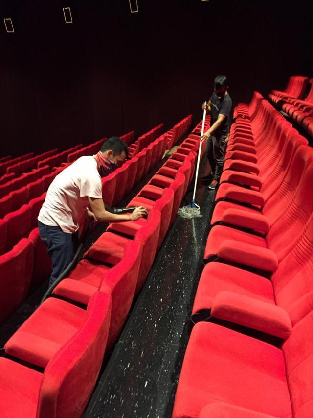 Bioskop 21 Medan : bioskop, medan, Pemprov, Izinkan, Manajemen, Bioskop, Kembali, Beroperasi, Liputan6.com