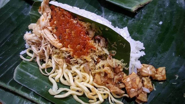 [Bintang] Nasi Jinggo