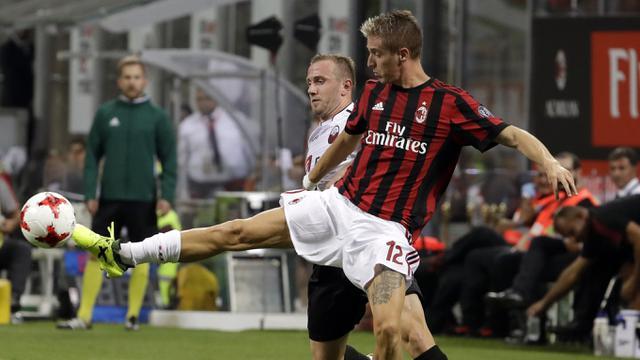 AC Milan, Europa League