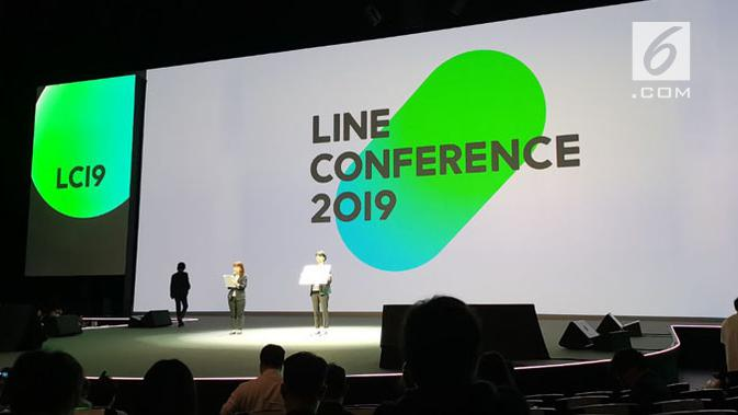 Line Conference 2019. (News/