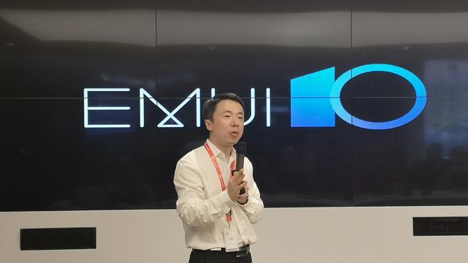 Huawei resmi memperkenalkan EMUI 10 (News/Agustinus M.Damar)