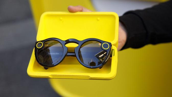 Snap bakal meluncurkan Spectacles seri terbaru. (Doc: Endgadget)
