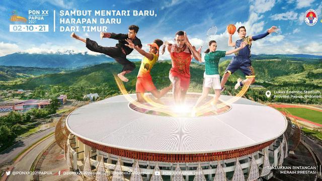 MILO Sponsori PON XX Papua 2021