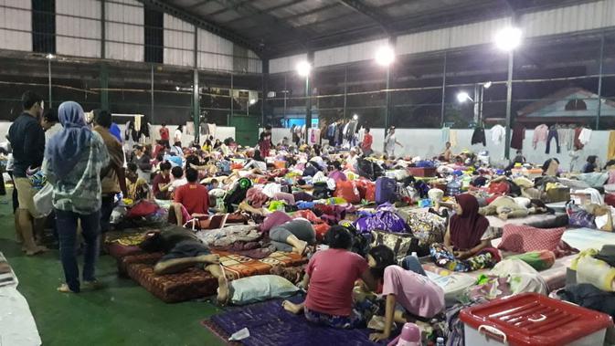 Metro Sepekan: Pencekik Polantas Ditangkap hingga Banjir Tangerang Buat Warga Mengungsi