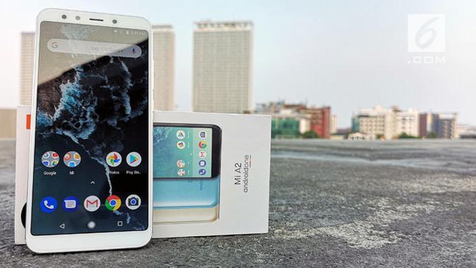 Xiaomi Mi A2. News/ Yuslianson