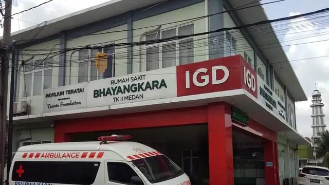 Seorang Personel Polisi Loncat dari Flyover Jamin Ginting Medan