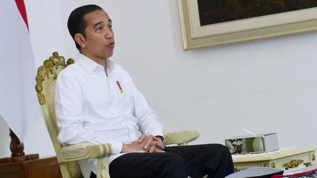 Jokowi Minta Kementerian Arahkan Program Dukung Penanganan Corona