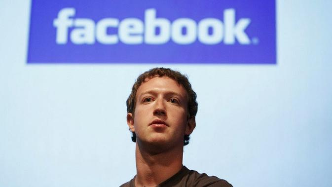 CEO Facebook Mark Zuckerberg (Foto: Wallpapers Web)