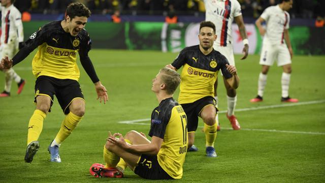 11 Meme Lucu Erling Haaland Tampil Ganas Bersama Borussia Dortmund