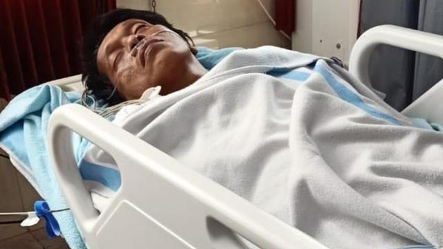 Kondisi Adian Napitupulu dikabarkan membaik usai kolaps saat penerbangan ke Palangka Raya.