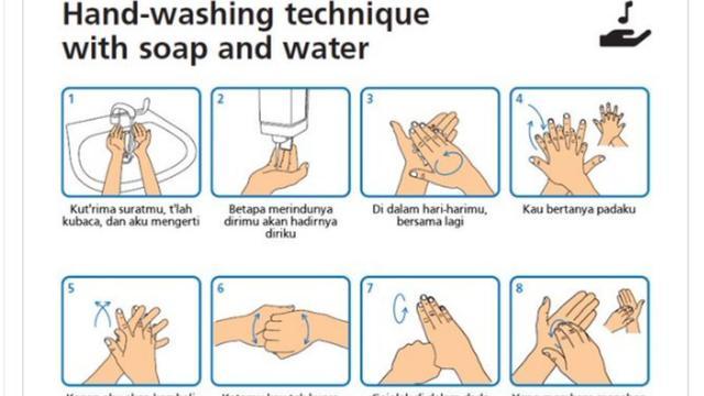 Cegah Virus Corona, Ini 7 Lagu Favorit Cara Mencuci Tangan Versi ...