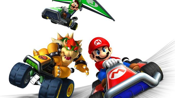 Game Mario Kart Tour Terbaru 2019