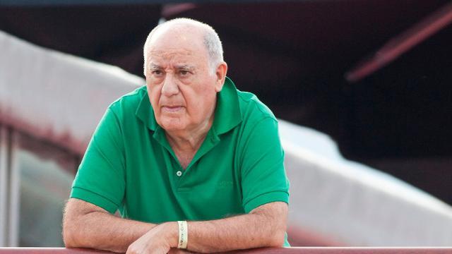Amancio Ortega, orang terkaya ke-4 dunia yang senang hidup sederhana