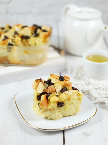 Resep Puding Roti : resep, puding, Resep, Membuat, Puding, Tawar, Kukus, Lifestyle, Fimela.com
