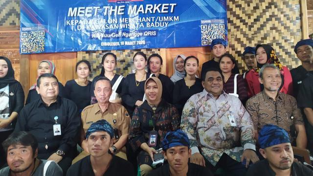 Sosialisasi Quick Respon Code Indonesia Standart (QRIS)