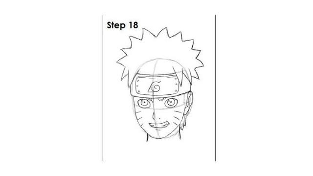 Cara Menggambar Naruto dengan Mudah Bagi Pemula - Citizen6 ...