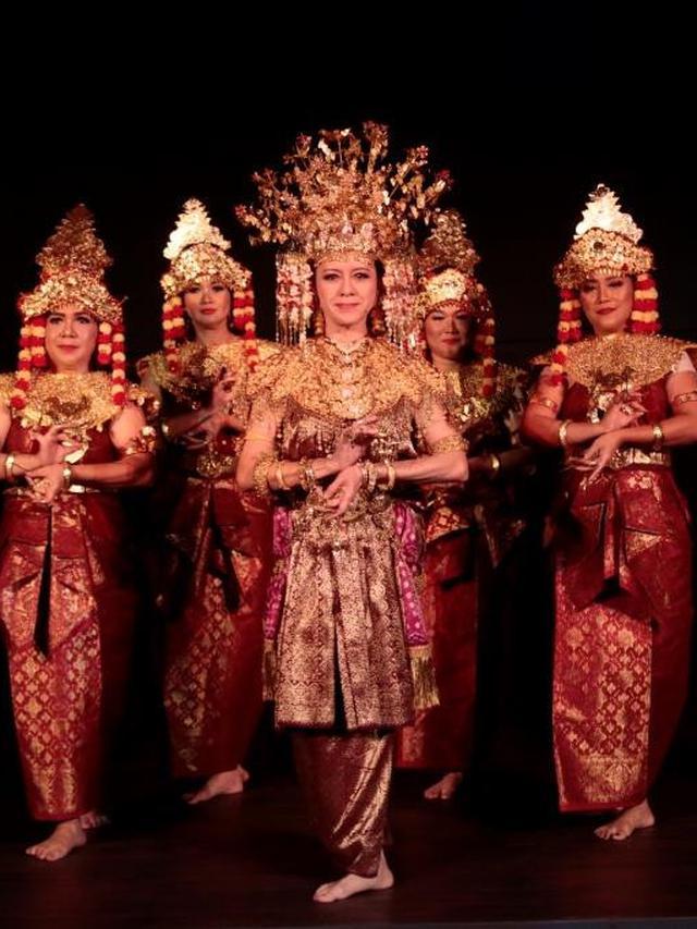 Macam Macam Tarian : macam, tarian, Jenis, Berkembang, Indonesia,, Penari, Wajib, Liputan6.com
