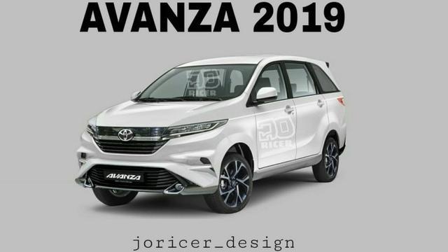 grand new avanza 2019 harga agya 1.2 trd silver beginikah wujud model terbaru mobil sejuta umat xenia toyota versi joricer design