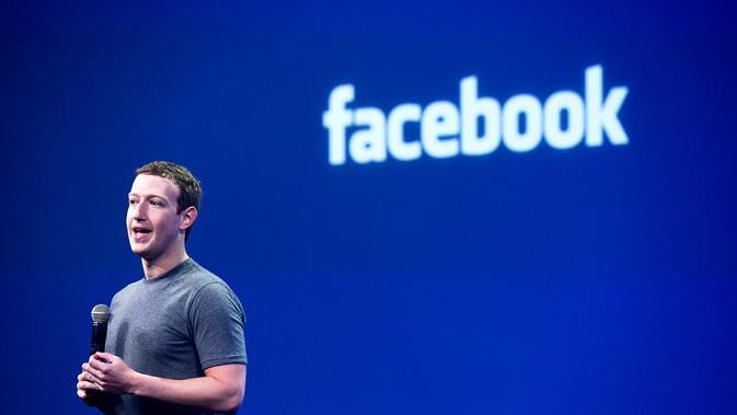 Mark Zuckerberg, Founder sekaligus CEO Facebook, banyak disalahkan sebagian pihak karena membiarkan penggunanya membagikan tautan berita hoax di Facebook. (Doc: Wired)