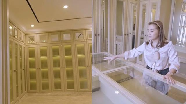 5 Fakta Rumah Baru Prilly Latuconsina, Ada Lemari 100 Pintu dan Lampu Kristal di Kamar Mandi