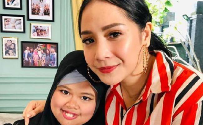 Haru Momen Pertemuan Rahmawati Kekeyi Putri Dengan Nagita