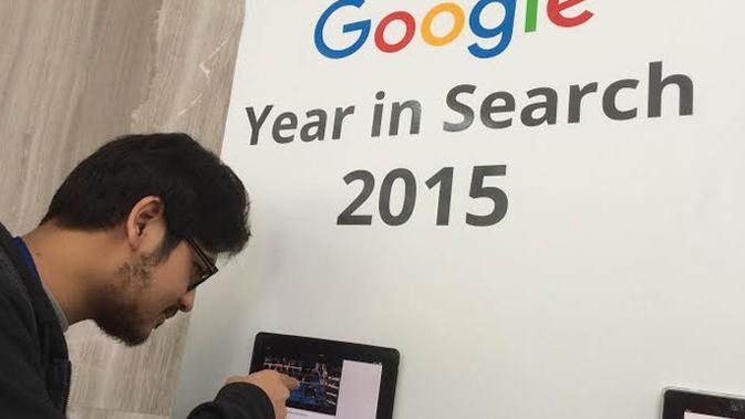 Google Year in Search 2015 (News/Jeko Iqbal Reza)