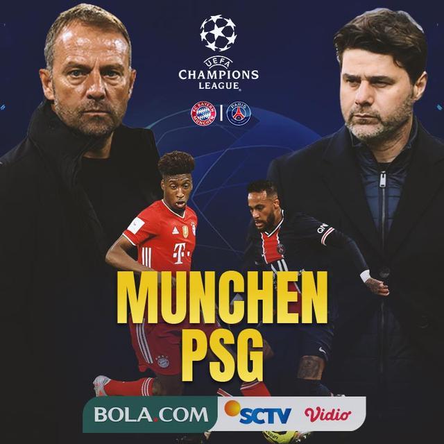 Prediksi Susunan Pemain Bayern Munchen Vs PSG: Neymar dan ...